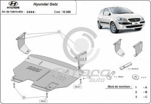 Scut motor metalic Hyundai Getz