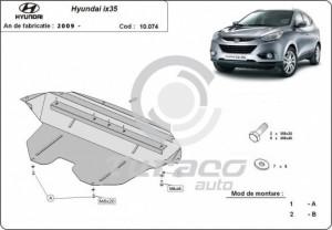 Scut motor metalic Hyundai ix35