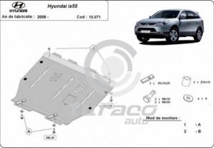 Scut motor metalic Hyundai ix55