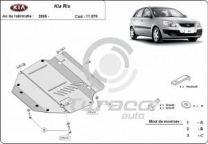 Scut motor metalic Kia Rio II