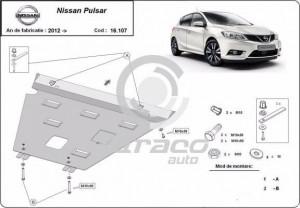 Scut motor metalic Nissan Pulsar