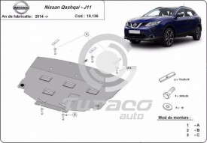 Scut motor metalic Nissan Qashqai J11