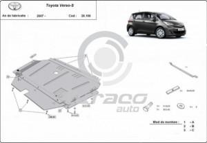 Scut motor metalic Toyota Verso