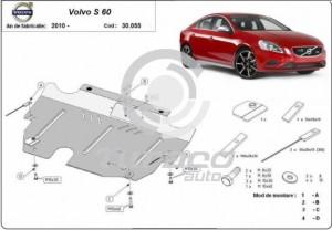 Scut motor metalic Volvo S60