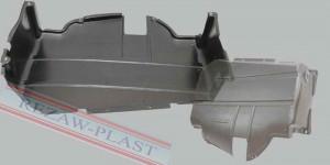 Scut plastic motor Ford Galaxy 1.9 TDI