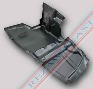 Scut plastic motor stanga Toyota Avensis diesel 2.0