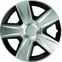 Set 4 capace roti 16 Inch Silver - Black Esprit