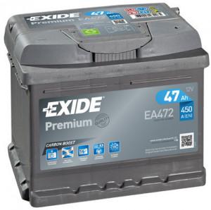Baterie auto EXIDE PREMIUM 47 Ah