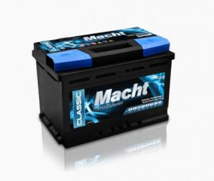 Baterie auto MACHT 12V 75 Ah