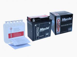 Baterie auto MACHT AGM 9 Ah 12 V
