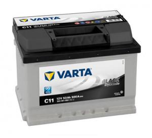 Baterie auto VARTA BLACK DYNAMIC 53 Ah