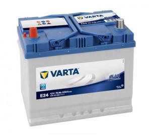 Baterie auto VARTA BLUE DYNAMIC 70 Ah