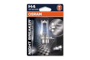 Bec H4 12V 60/55W P43t NIGHT BREAKER UNLIMITED (BLISTER)