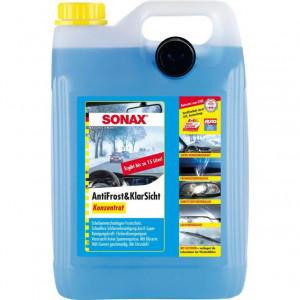 Lichid concentrat parbriz iarna Sonax 5L