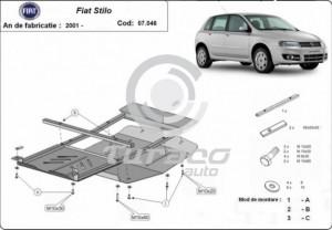 Scut motor metalic Fiat Stilo