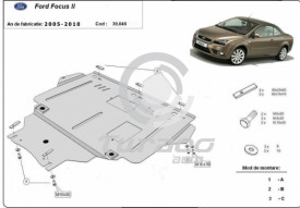 Scut motor metalic Ford Focus II