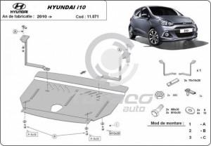 Scut motor metalic Hyundai i10