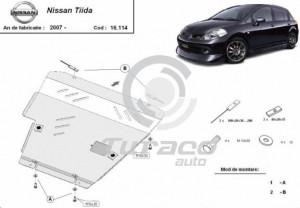 Scut motor metalic Nissan Tiida
