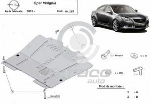 Scut motor metalic Opel Insignia