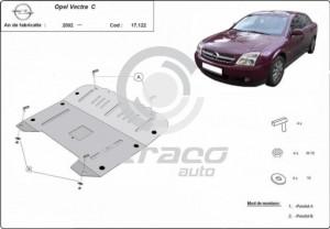 Scut motor metalic Opel Vectra C