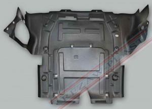 Scut plastic motor Opel Zafira B diesel