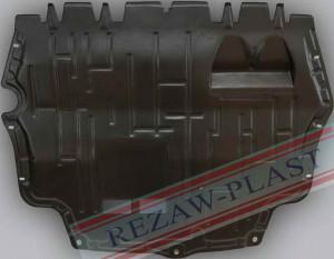 Scut plastic motor Volkswagen Passat (3C2, 3C5) diesel 1.9