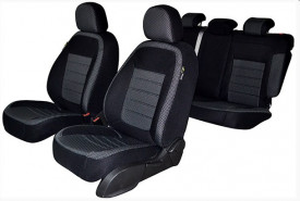 Set huse scaune Fiat Panda 2003 - 2011