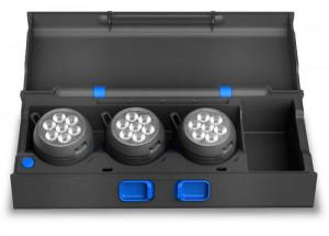 Set trei lampi de lucru multifunctionale LED
