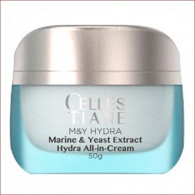 Crema hidratantă cu extracte marine