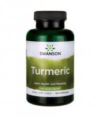 Poze Turmeric-Curcumin 720 mg 100 capsule Swanson
