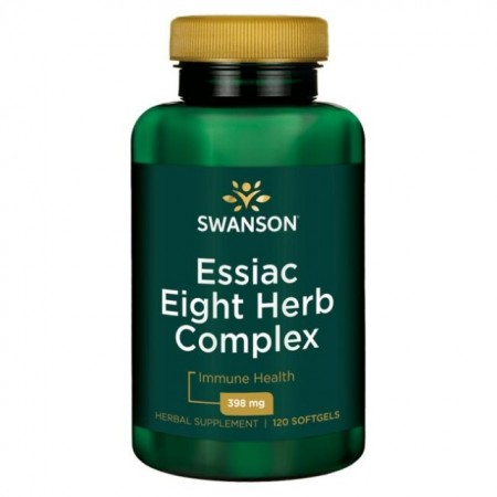 Poze Essiac 120 Capsule pentru 2 Luni din 8 plante Pret Prospect Esiac Antitumoral Cancer *