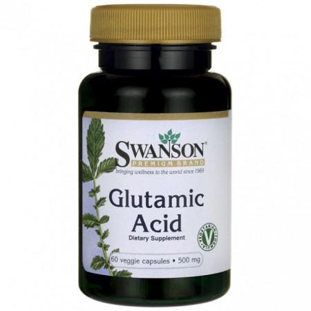 Poze Acid L-Glutamic Neuro  Learning and Memory Glutamic Acid pentru 2 luni -Energie pt Creier *