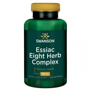 Essiac 120 Capsule pentru 2 Luni din 8 plante Pret Prospect Esiac Antitumoral Cancer *