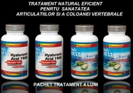 Tratament Natural Eficient Coxartroza, Gonartroza, Afectiuni Reumatismale 4 LUNI Pret Colagen Tip 2 Hyaluronic Hialuronic *