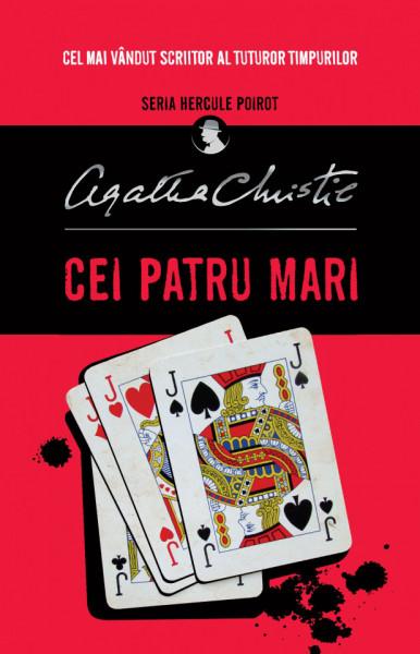 Cei patru mari, Agatha Christie