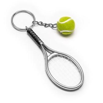 Breloc Pandantiv Sport Tenis