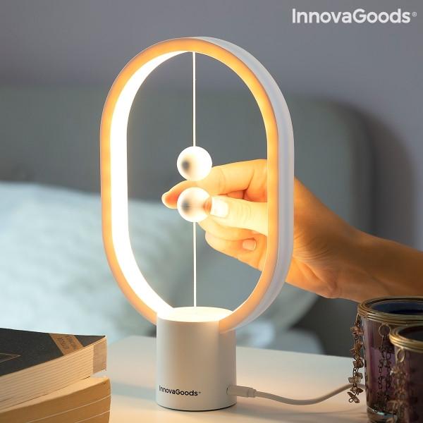 Lampa Heng Balance cu comutator magnetic