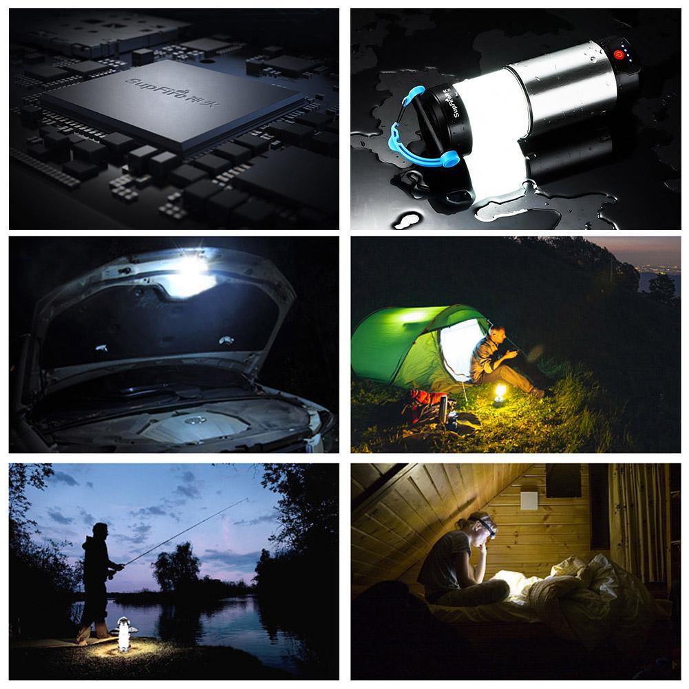 Lanterna pentru Camping 800 Lm