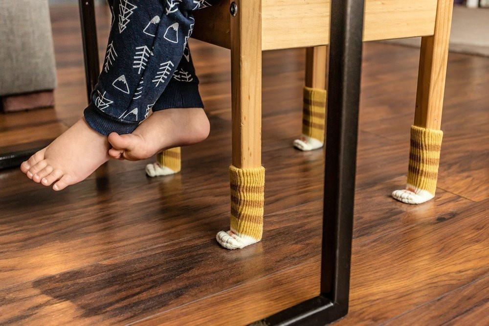 Protectie picioare de scaun, masa sau comoda