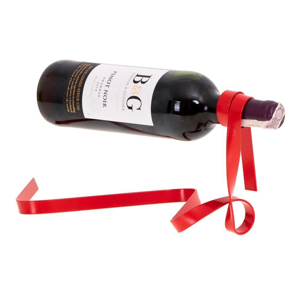 Suport pentru sticla de vin Magic Ribbon