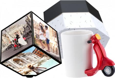Vacanta la Roma - Selectie cadou Ready-To-Give