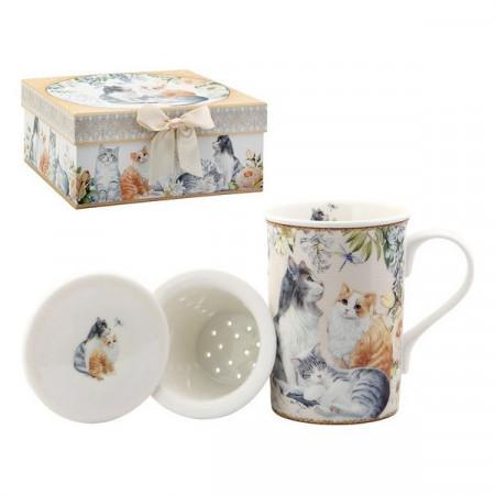 Cana de ceai Pisicute