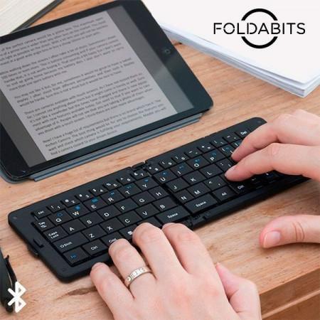 Tastatura pliabila cu bluetooth