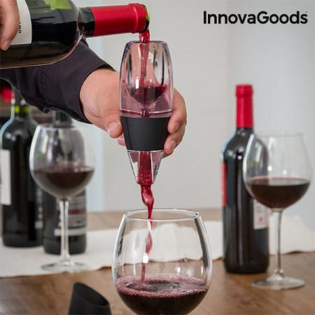 Decantor si Aerator de vin InnovaGoods