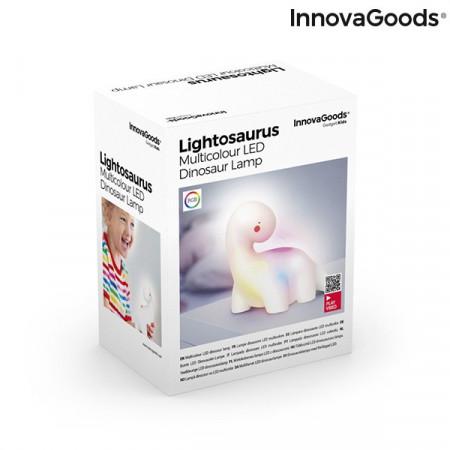 Lampa dinozaur LED Lightozaurus
