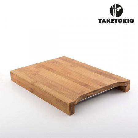 Planseta din bambus cu recipient