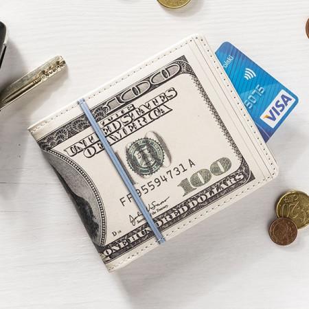 Portofel 100 Dolari