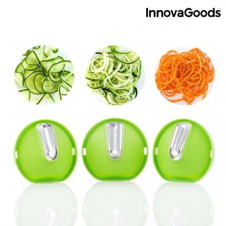 Aparat de tocat legume in spirala