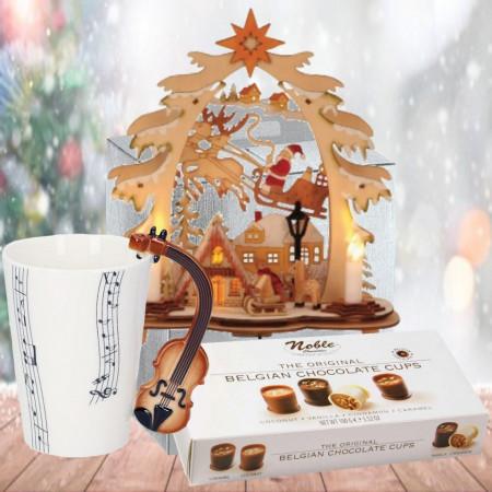Cadou Craciun - Santa Claus is coming to town