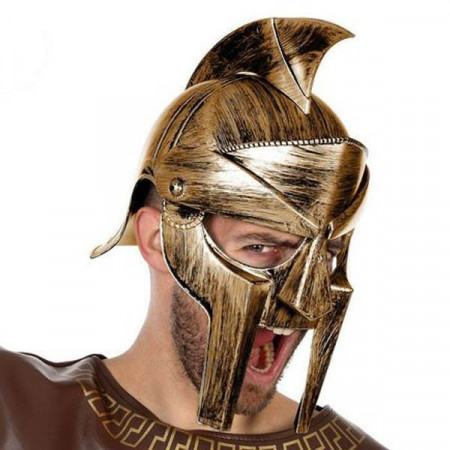 Coif gladiator roman